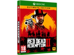 Preventa Xbox One Red Dead Redemption 2 Ultimate Edition