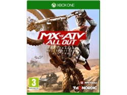Juego Xbox One Mx Vs Atv: All Out