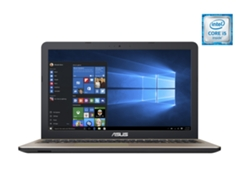 Portátil 15,6'' ASUS F540UV-GQ071T Gris  ( i5-7200U, 8 GB RAM, 1 TB HDD, nVidia GeForce MX )