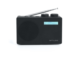 Radio Despertador MUSE M-100 DB