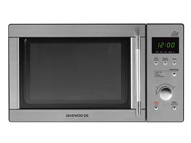 Microondas grill daewoo kog 837rs acero inoxidable worten es - Soportes para microondas ...