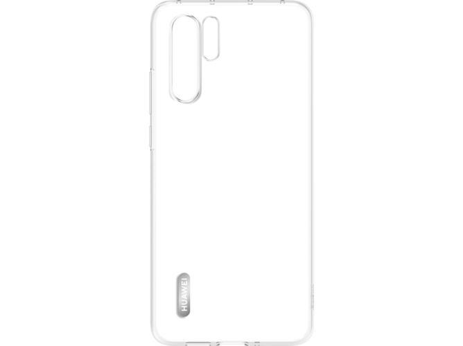 63857d8f20e Carcasa HUAWEI P30 Pro Clear case Transparente - WORTEN
