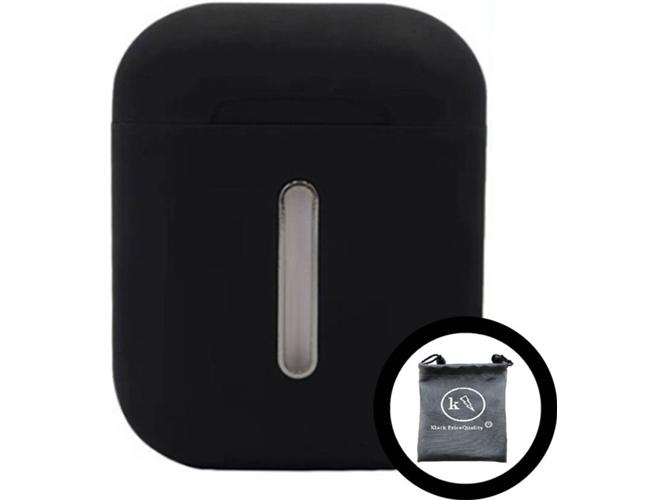 Auriculares Bluetooth True Wireless KLACK Q8L (In Ear - Negro)