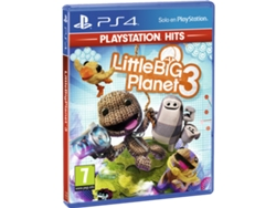 PS4 Litte Big Planet 3 Hits