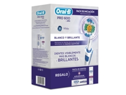 Cepillo Dental Oral-B Pack WOW 2018 3DW