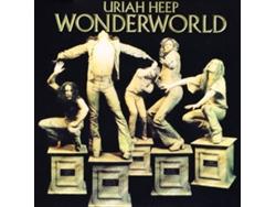 Vinilo Uriah Heep Wonderworld Worten Es