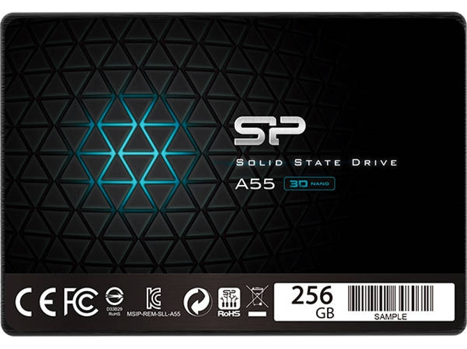 Disco SILICON POWER SP256GBSS3A55S25 (256 GB - SATA)