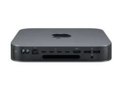 Mac Mini 2018 (Intel Core i3 - RAM: 8 GB - Disco duro: 128 GB - Intel UHD 630) Gris espacial — Intel Core i3 | RAM: 8 GB | Disco duro: 128 GB | Intel UHD 630