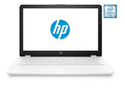 Portátil 15,6'' HP 15-BS033NS Blanco  ( i3-6006, 4 GB RAM, 1 TB HDD )