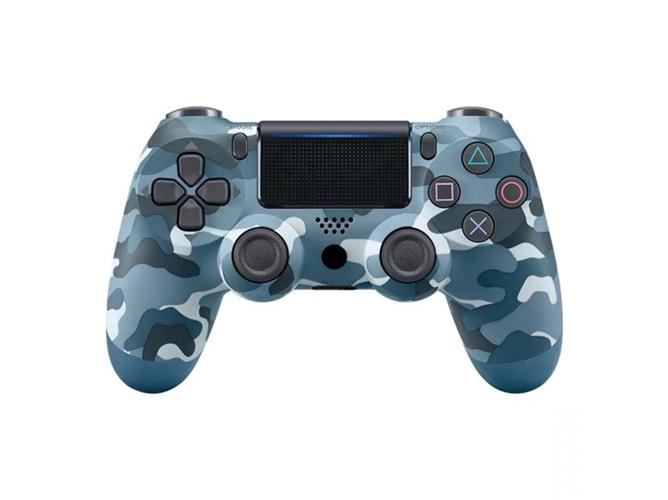 Mando SWISSANT Leve (PS4 - Azul Camuflaje)