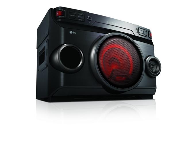 Equipo HIFI Mini LG OM4560 220W, SUBWOOF 6.5'' - WORTEN