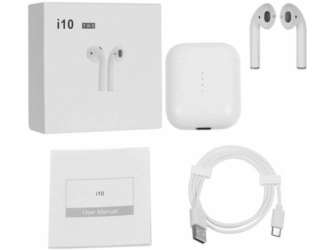 Auriculares Bluetooth KLACK I10