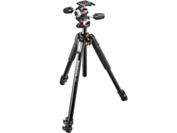 Trípode MANFROTTO MK055XPRO3-3W — Hasta 8 kg