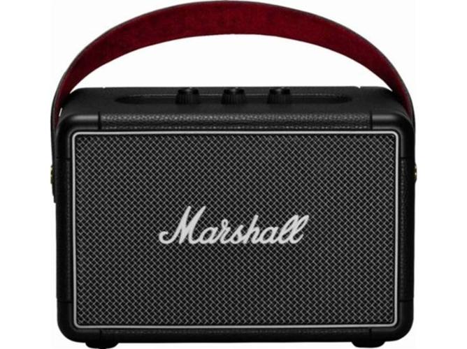 28cffa2e5 Altavoz Bluetooth MARSHALL KILBURN II (Negro - 160 W - Autonomia: Hasta 20  horas