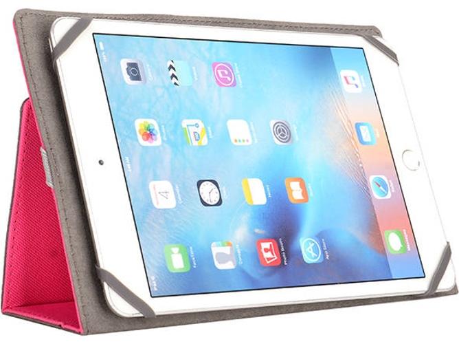 d8306586aca Funda Tablet GOODIS Universal (Universal - 10.1'' - Rosa)