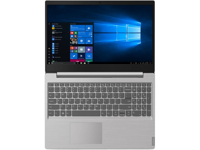 Portátil LENOVO IdeaPad S145-15AST (15.6'' - AMD A6-9225 - RAM: 8 GB - 256 GB SSD - AMD Radeon R4 Graphics) — Windows 10 Home | FHD