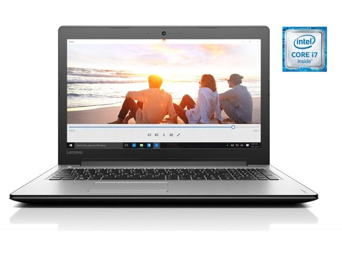 Portátil Reacondicionado LENOVO Ideapad 310-15IKB (Grado C - 15.6'' - Intel Core i7-7500U - RAM: 8 GB - 1 TB - NVIDIA GeForce 920MX)