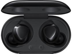 Auriculares Bluetooth True Wireless SAMSUNG Buds+ (In Ear - Micrófono - Negro) — Auriculares