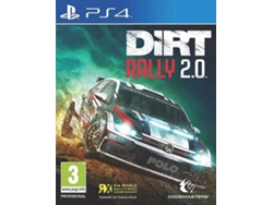 Preventa juego PS4 Dirt Rally 2.0