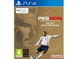 Juego PS4 PES 2019 - David Beckham Edition (M4)