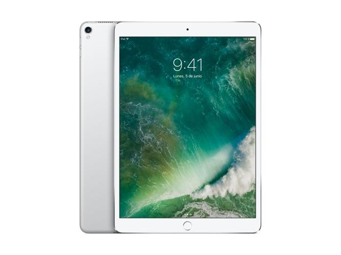 cddfdbcc809 iPad Pro APPLE Plata - MQDW2TY/A (10.5'', 64 GB, Chip A10X)