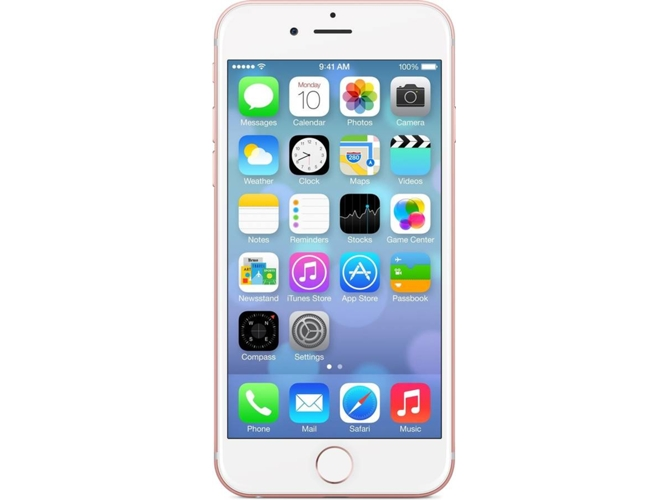 b00db2af01b iPhone 6s Reacondicionado - APPLE Grado A (4.7'' - 2 GB - 64 GB - Rosa  Dorado)