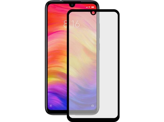 7ea3a5022d22 Protector de Cristal Templado KSIX Extreme 2.5D Xiaomi Redmi 7 Negro