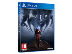 PS4 Prey Day One