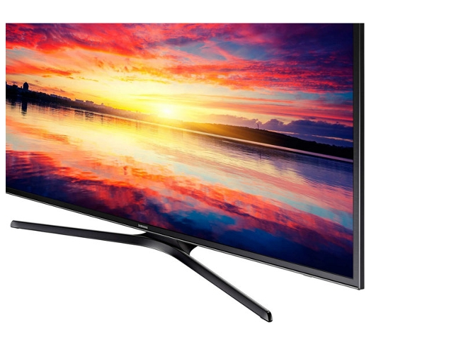 tv samsung ue65mu6125kxxc led 65 39 39 165 cm 4k ultra hd smart tv worten. Black Bedroom Furniture Sets. Home Design Ideas