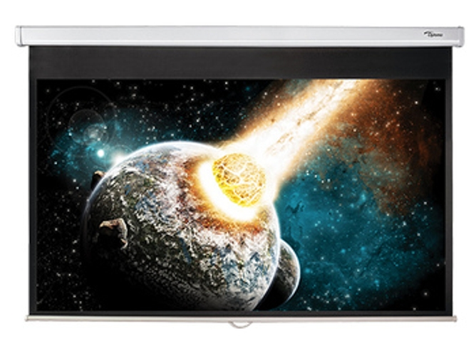 Pantalla proyector Manual 84'' DS9084PMG+ — 84''