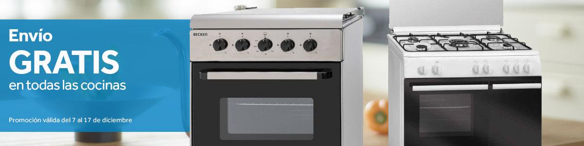 Estufas de gas butano media markt affordable amazing for Muebles de cocina worten