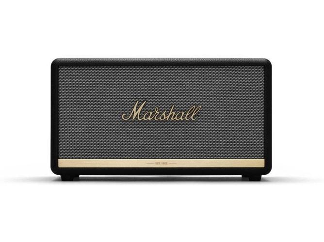 b398ec01e4de Altavoz Bluetooth MARSHALL Stanmore II BT Black (Negro - 80 W - Alcance  10