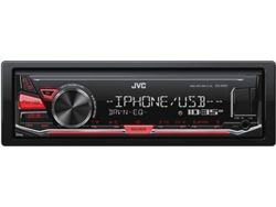 Autorradio JVC KD-X162 (Bluetooth - USB)