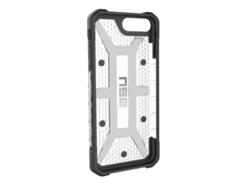 Carcasa iPhone 6s Plus, 7 Plus, 8 Plus UAG Plasma Plateado — Compatibilidad: iPhone 6s Plus, 7 Plus, 8 Plus