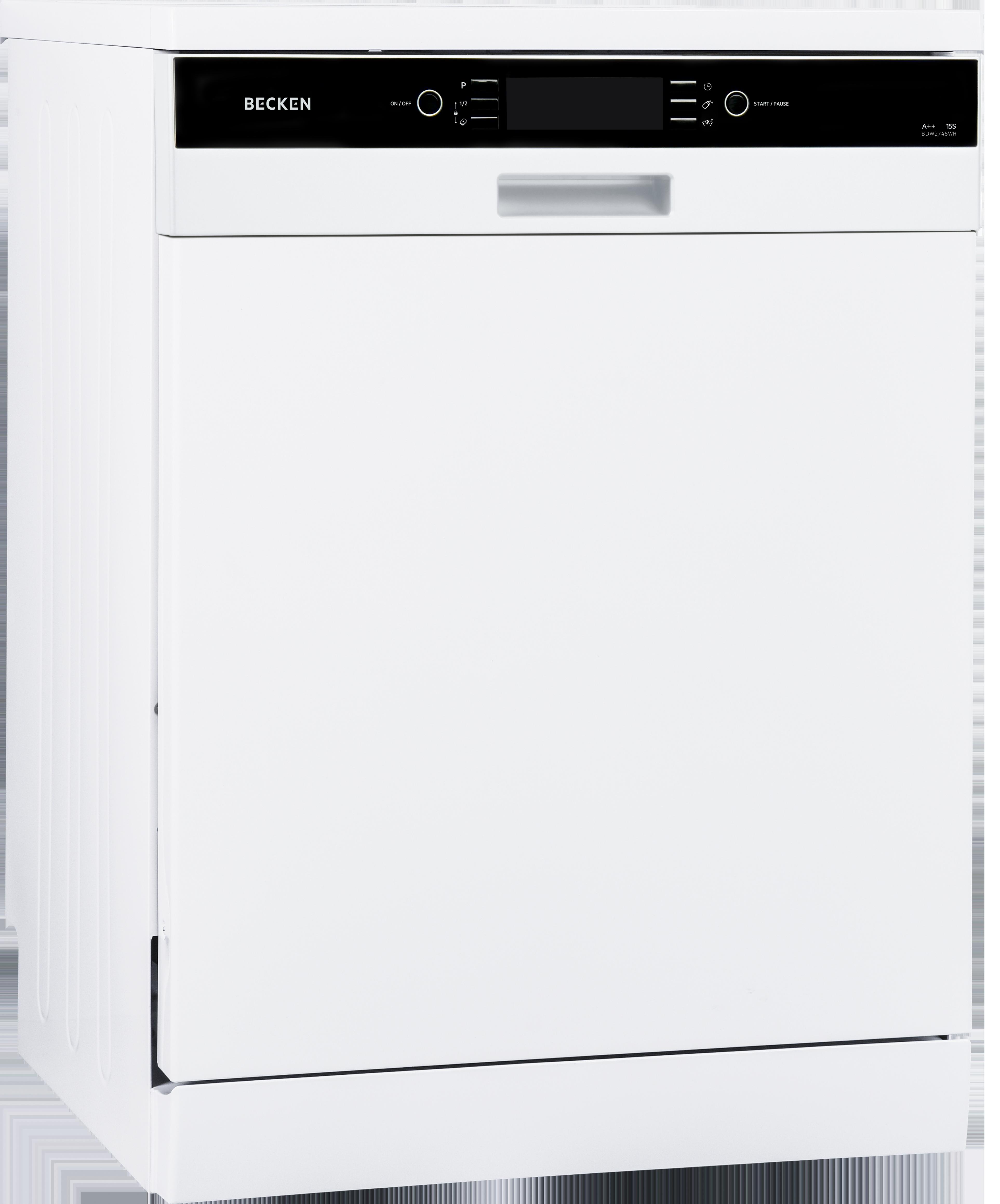 Lavavajillas-BECKEN-BDW2745-Blanco miniatura 2