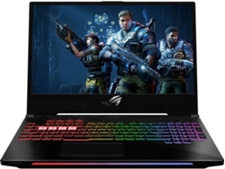 Portátil Gaming 15.6'' ASUS GL504GS-ES056T (i7, RAM: 16 GB, Disco duro: 1 TB HDD + 256 GB SSD)