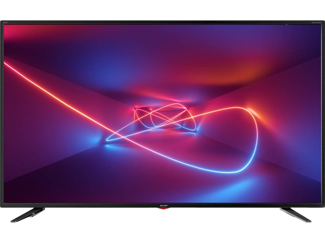 TV SHARP LC-49UI7352E (Caja Abierta - LED - 49'' - 124 cm - 4K Ultra HD - Smart TV)