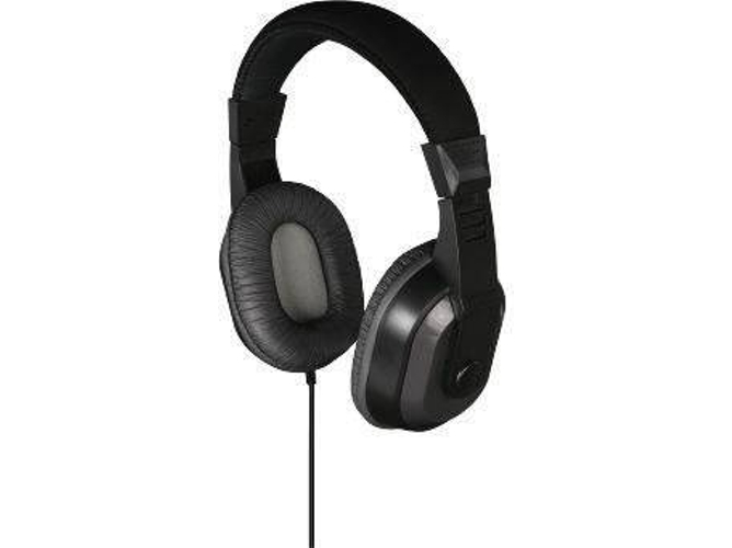 Auriculares con Cable THOMSON HED2006BK (On Ear - Negro)