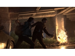 Juego PS4 The Last of Us II (Collector's Edition - M18)