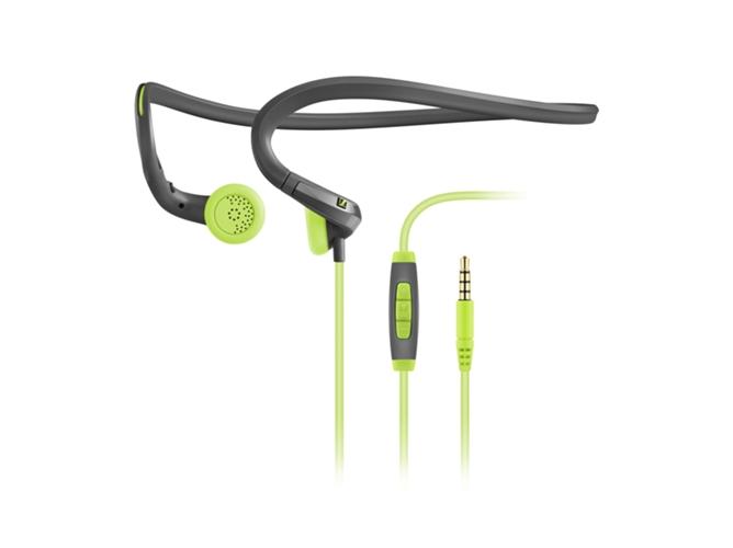 Auriculares con cable SENNHEISER R PMX 684i Sport (In ear - Micrófono - Verde)