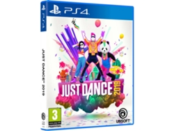 Juego PS4 Just Dance 2019