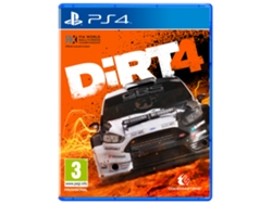 Preventa PS4 DiRT 4 Day One Edition