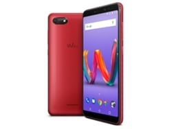 Smartphone WIKO Harry 2 (5.5'' - 2 GB - 16 GB - Rojo)