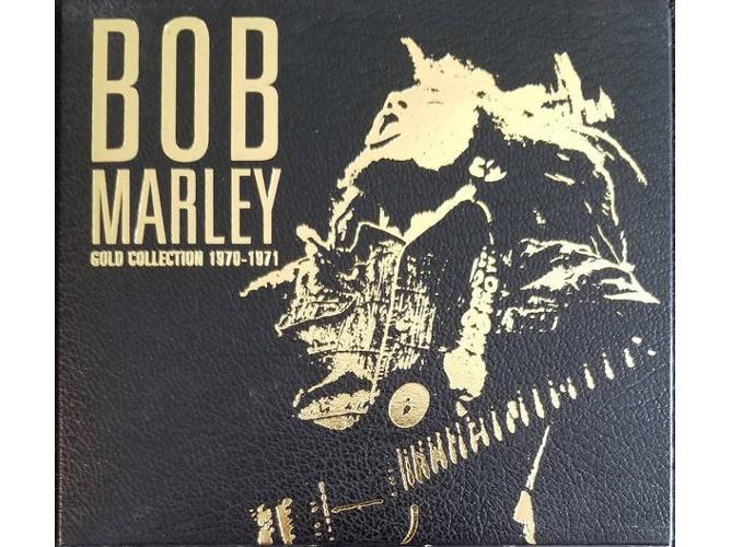 Edredon Bob Marley.Cd Bob Marley Gold Collection 1cds Worten