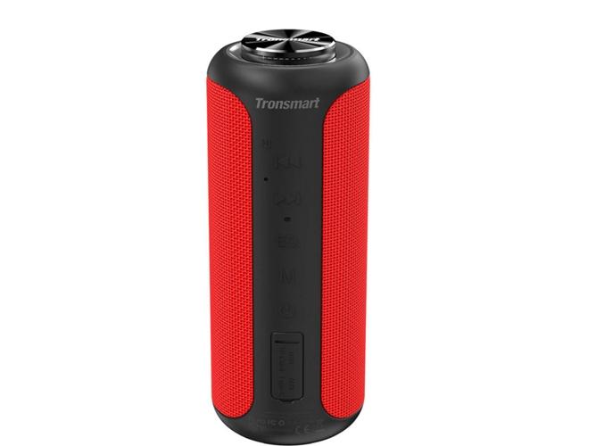 Altavoz TRONSMART T6 Plus 40W Bluetooth (Rojo)
