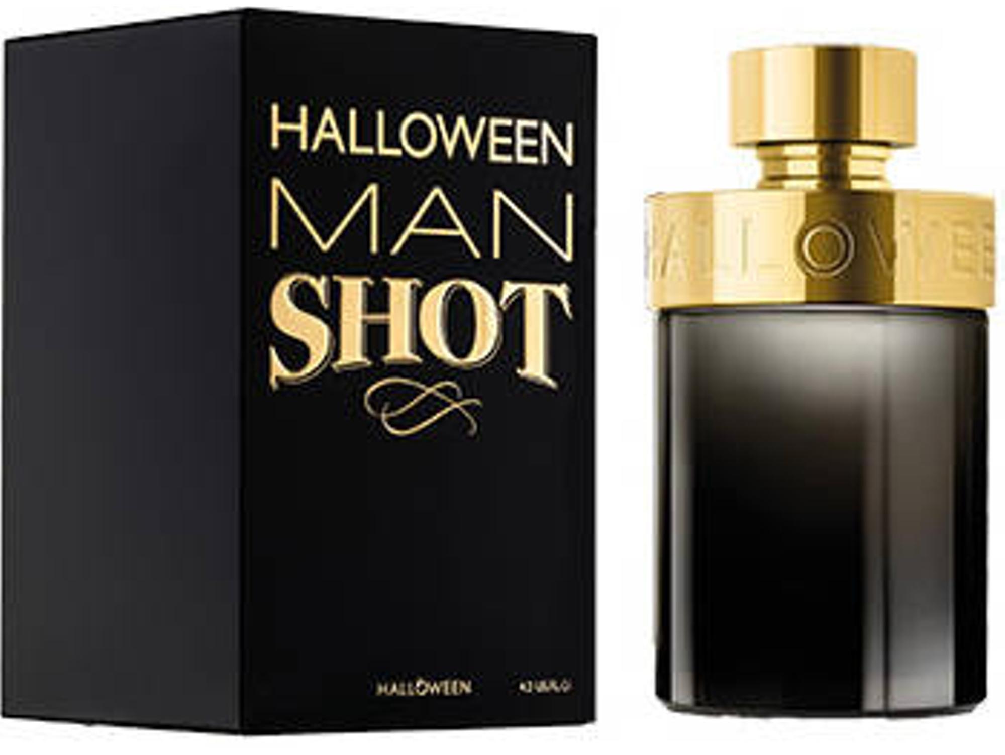 Perfume HALLOWEEN Man Shot Man Eau de Toilette (125ml)