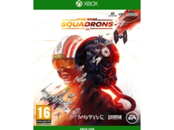 Juego Xbox One Star Wars Squadrons