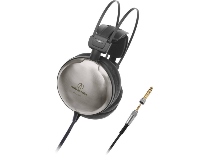 Auriculares con cable AUDIO-TECHNICA ATH-A2000Z (Over Ear - Micrófono)