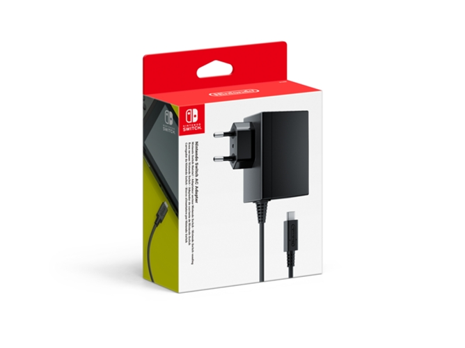 Adaptador de corriente Nintendo Switch — Nintendo Switch