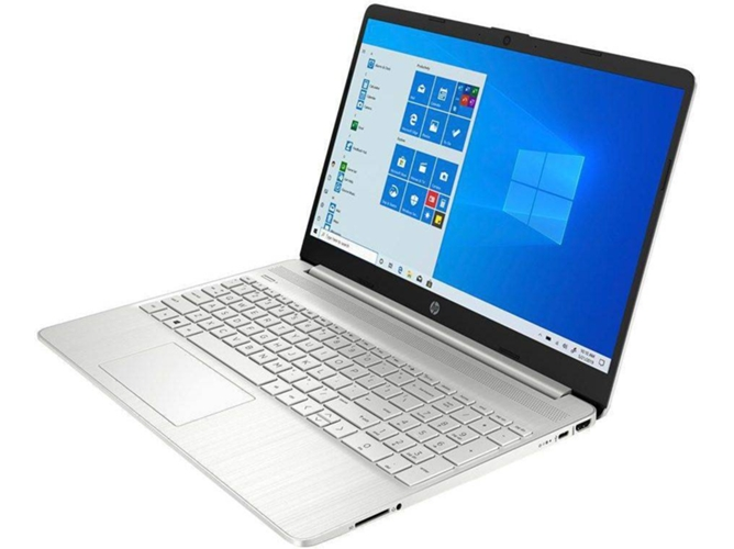 Portátil HP 15s-fq1156ns (15.6'' - Intel Core i5-1035G1 - RAM: 16 GB - 512 GB SSD PCIe - Intel UHD Graphics) — Windows 10 Home